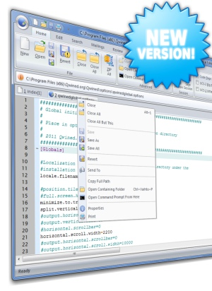 Qwined Technical Editor 2011